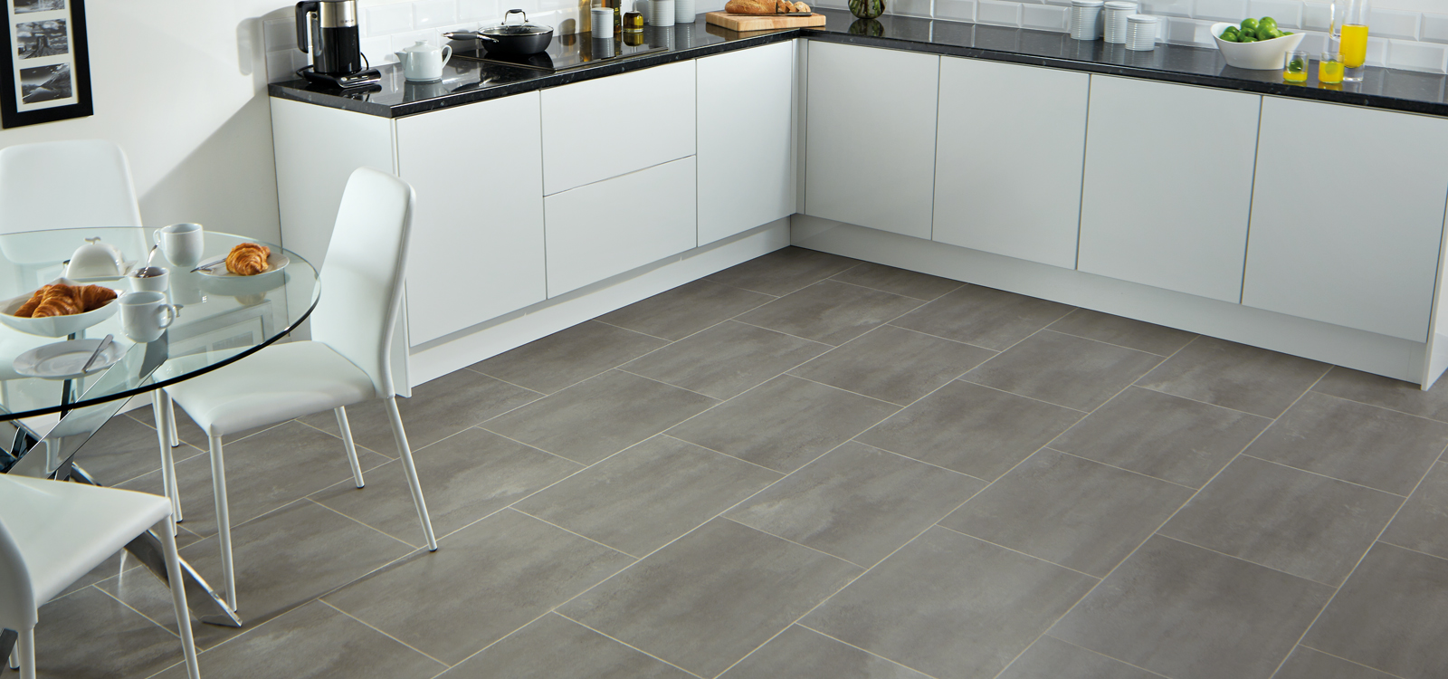 flooring for the kitchen newcastle buy beautiful floors with flooring works. Black Bedroom Furniture Sets. Home Design Ideas